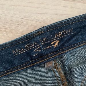 Melissa McCarthy Seven7 Jeans - Seven7 Melissa McCarthy Skinny Jeans